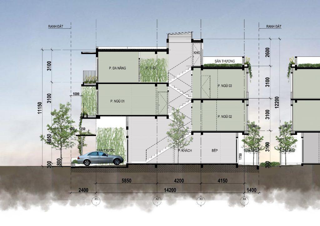 Thiết kế Lệch tầng đầu tiên tại The Standard Central Park
