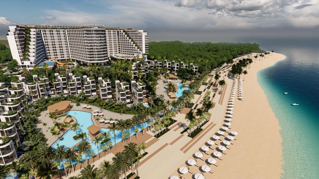 Căn hộ biển Charm Resort Long Hải