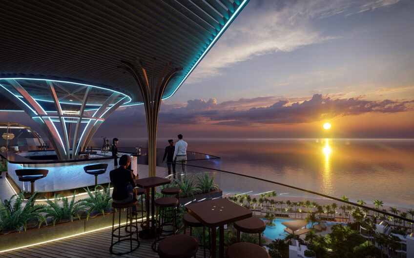 Căn hộ biển Đẳng cấp 5 sao – Charm Resort Long Hải
